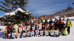 第37回冬休み少年少女スキー&年末スキー