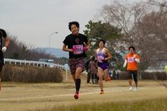 第41回武庫川新春ロードレース大会