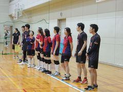 第51回兵庫県スポーツ祭典ミックスバレーボール大会