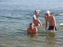 2004年寒中水泳