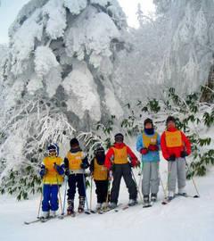 2010年12月 第33回冬休み少年少女スキー